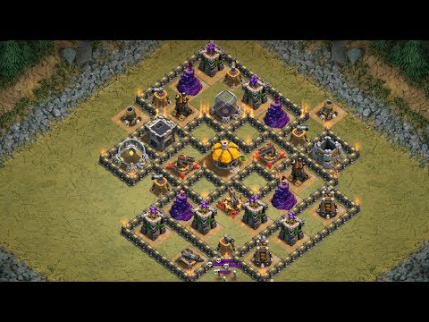 NO FLIGHT ZONE ☆ Clash Of Clans ☆ Single Player ☆ Goblin Maps 3 Star Walkthrough