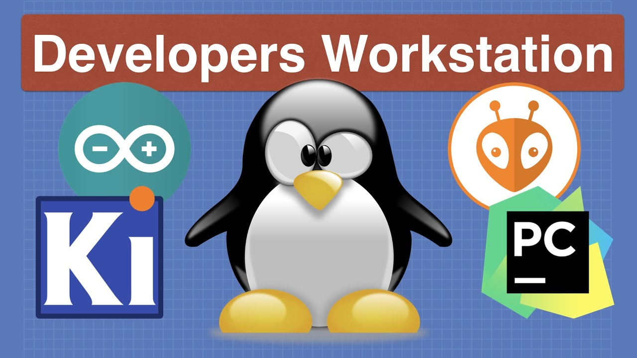 Build a Developer's Linux Workstation - Complete Guide