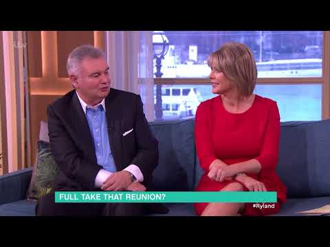 Ruth and Eamonn Exchange Work Calendars | This Morning