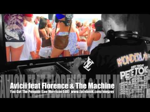 Avicii ft Florence & The Machine - You Got The Penguin (Lee Morrison Edit)