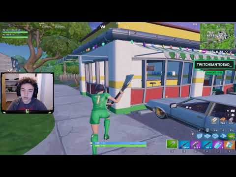 Duo Scrim con Zeko | FORTNITE | santidead
