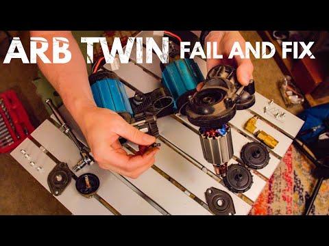 ARB Twin Compressor Fail, Troubleshoot, & Rebuild (Still the best...?)