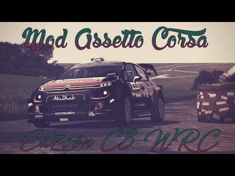 Assetto Corsa - Citroën C3 WRC - (Link In The Description)