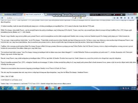 Web Crawler RSS Feed