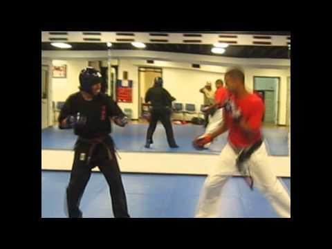 Training with Raymond Daniels