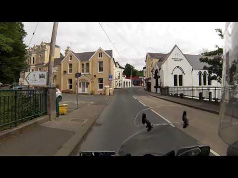 Motorbike Touring Around The Isle of Man