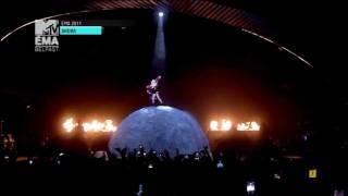 Lady Gaga - Marry The Night - Premios EMA MTV 2011 Belfast