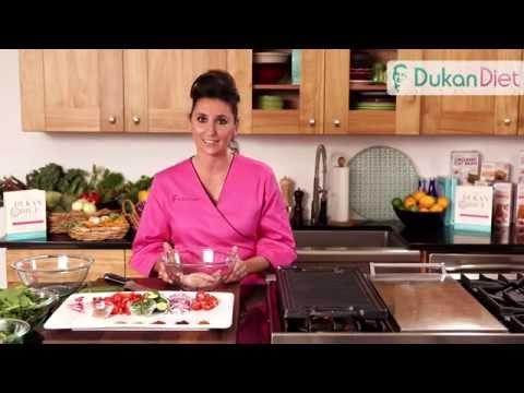 Deliciously Dukan - Gina Keatley, CDN - Cruise Phase Recipe