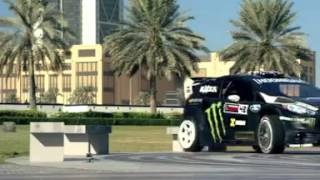 KEN BLOCK DRIFT'S IN DUBAI