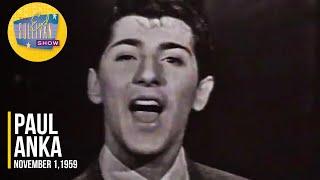 "Paul Anka ""Put Your Head On My Shoulder"" on The Ed Sullivan Show"