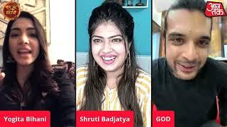 MUST WATCH! Fun COMPATIBILITY TEST Between Karan Kundra & Yogita Bihani!