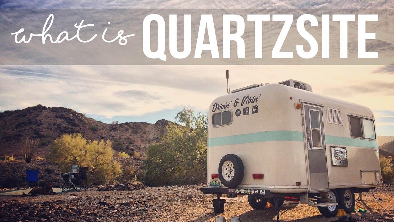 Loves quartzsite az
