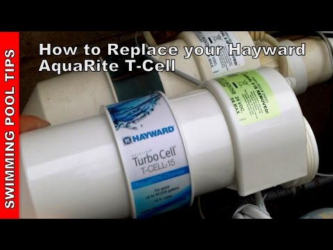 How To Replace Your Hayward Aqua Rite Turbo Cell You