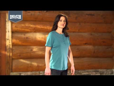 Duluth Trading Women's Longtail T® Shirts