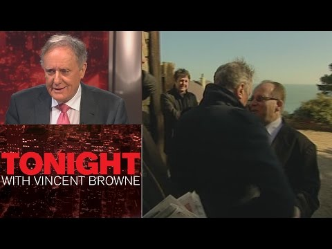 New Land League member threatens action | Tonight w/ Vincent Browne