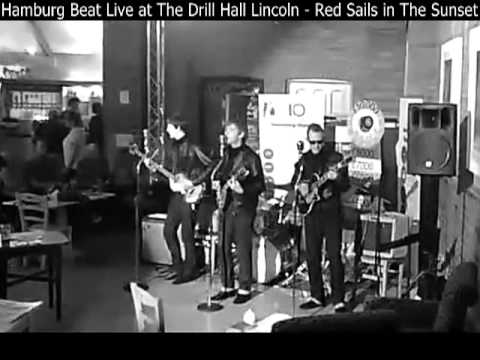 Hamburg Beat - Red Sails In The Sunset - Live The Lincoln Beer Festival