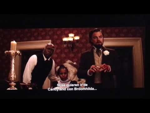 The best scene django unchained subtitulado en español
