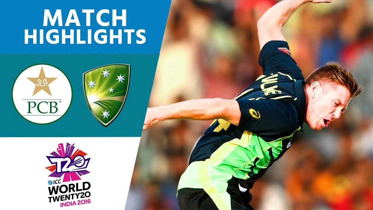 Pakistan Knocked Out by Faulkner & Smith | Pakistan vs Australia | ICC Men's #WT20 2016 - H