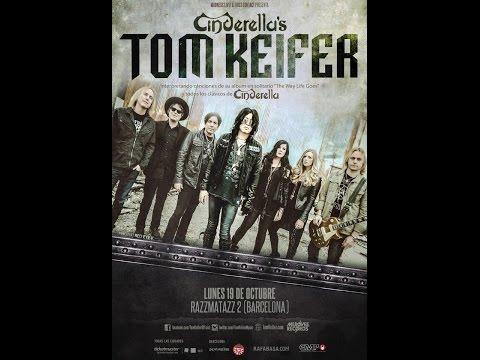 Tom Keifer - Live In Barcelona 2015 ( Full Concert )