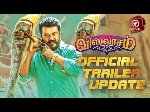 Viswasam Official Trailer Thala Countdown Begins! | Ajith Kumar | Nayanthara | Siva