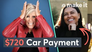 Suze Orman Reacts: Living On $80K A Year In L.A.   Millennial Money