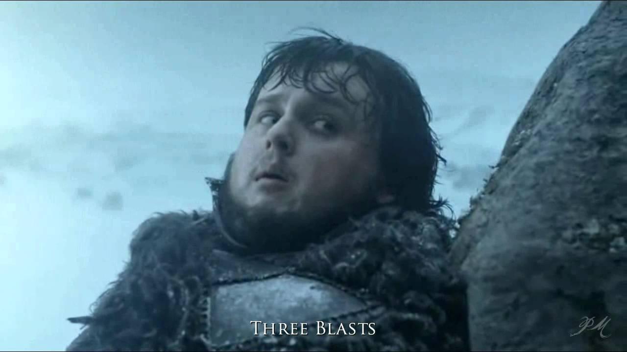 3 blasts game of thrones