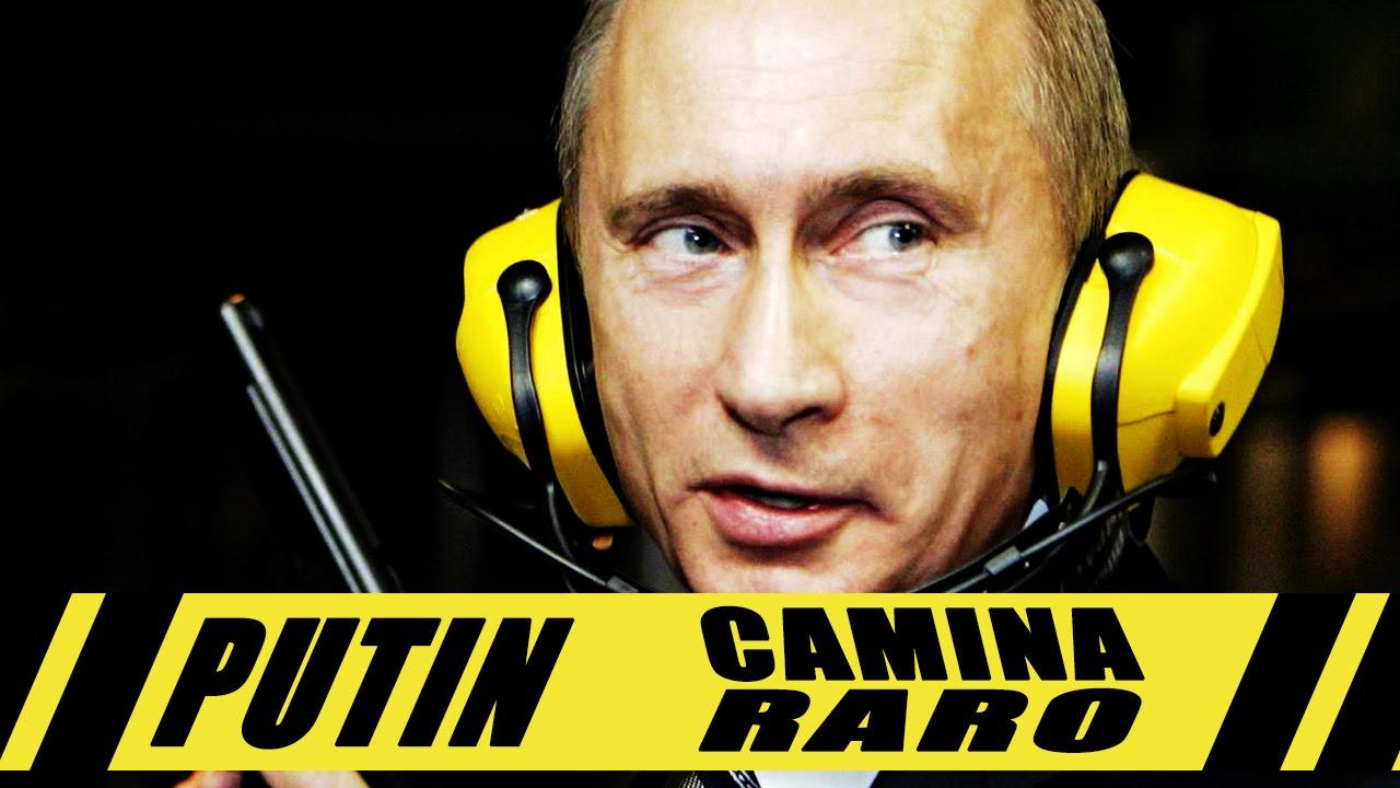 ¿Qué nos dice sobre Putin su