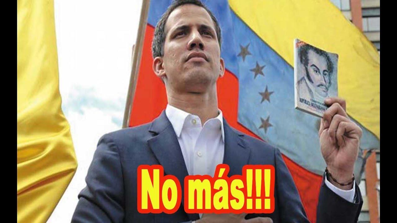No más Guaidó en Venezuela: partidos acuerdan fecha elecciones +110 diputados
