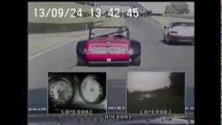 Oulton Park Trackday in my 1JZ single turbo Supra MKIV 24/9/13.