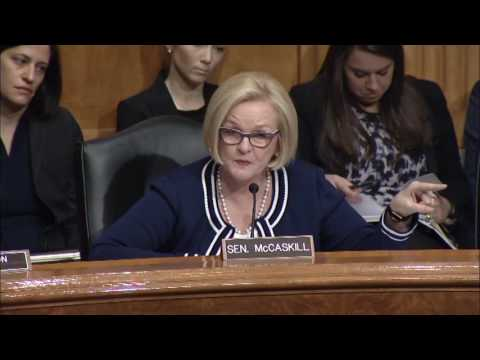 McCaskill: Go After Employers That Knowingly Hire Illegal Immigrants