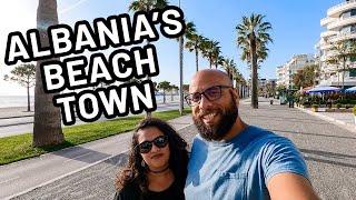 Vlorë Albania 2021 (Our Favorite Beach Town - Vlore Travel Vlog)