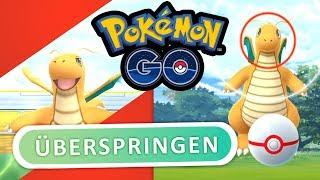 Niantic führt Überspringen-Button ein, aber leider im falschen Spiel | Pokémon GO Deutsch #1165