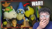 BOWSER JR. GOES TO WAR!SML Movie: Bowser Junior&#39s Pillow Fort!