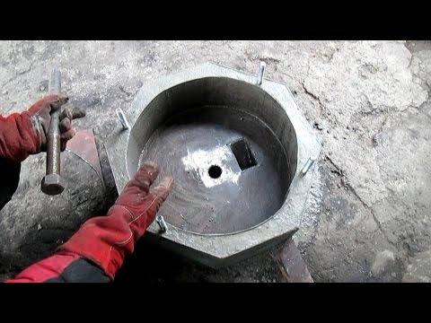 Как сделать дробилку для камня