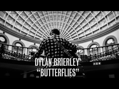 Dylan Brierley - Butterflies - Ont Sofa Live at Leeds Corn Exchange