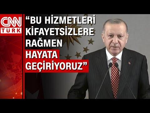 Hasankeyf-2 Köprüsü açıldı! Cumhurbaşkanı Erdoğan'dan önemli açıklamalar