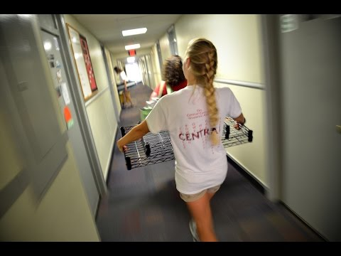 NC State Move-In Day 2015 - Wolfpack Welcome Week