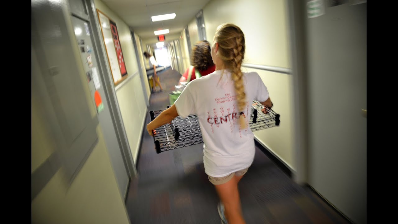 NC State Move-In Day 2015 - Wolfpack Welcome Week (click to view video)