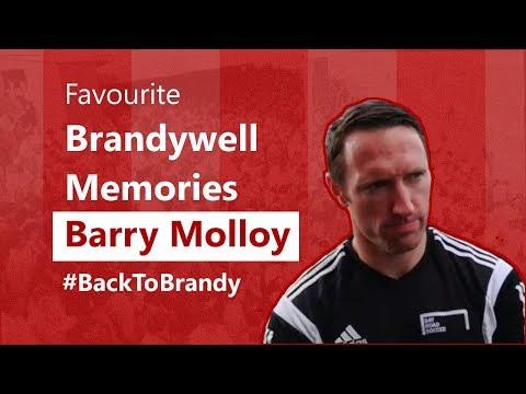 Brandywell Memories - Barry Molloy