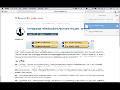 How To Create An Administrative Assistant Resume