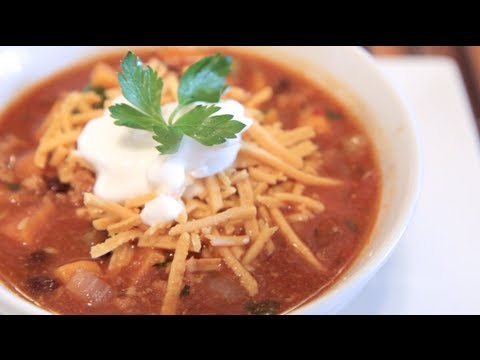 Chipotle Turkey Chili | Rule of Yum recipe