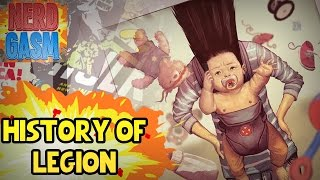 Who is Legion? | History of Legion (David Haller)