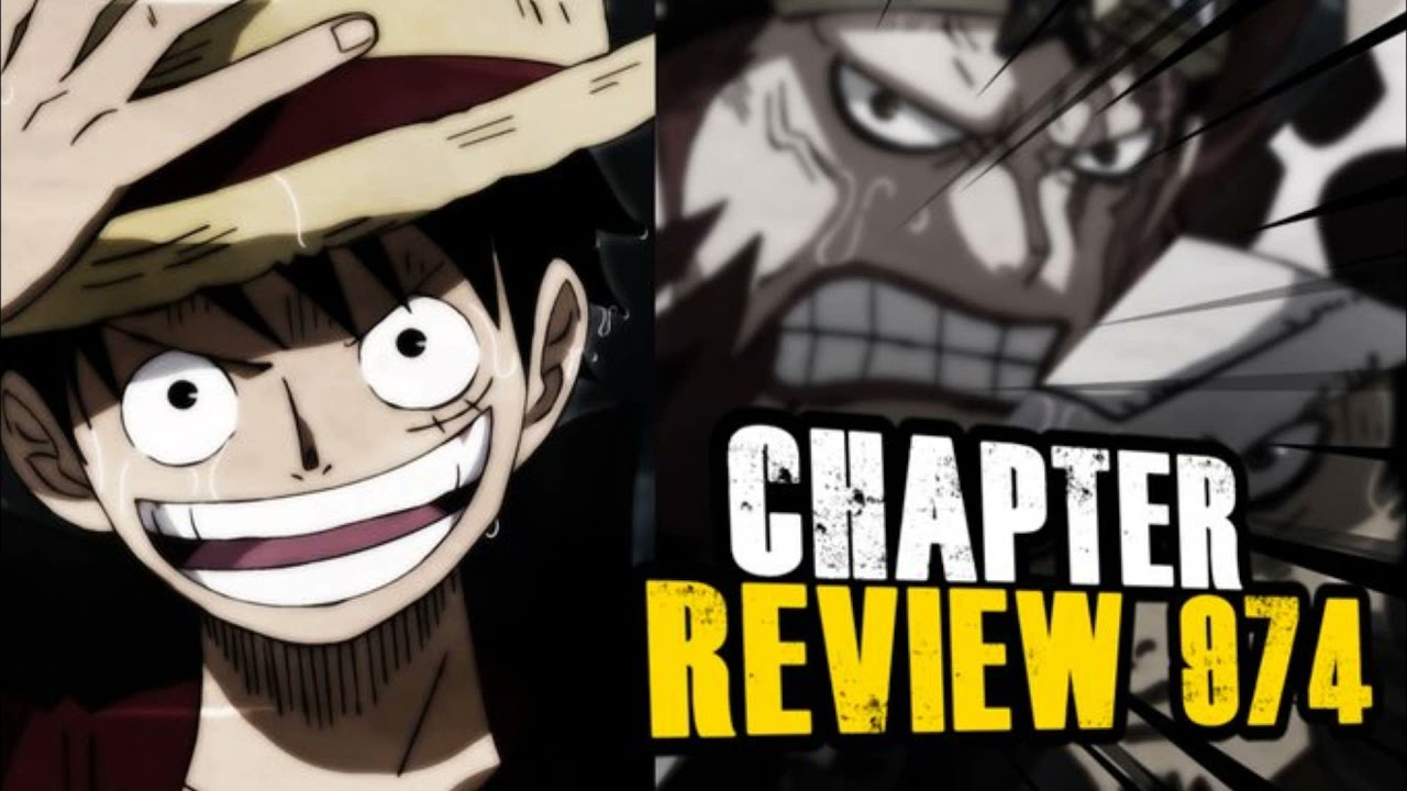 One Piece Chapter 974 Review~Onward to Onigashima!!
