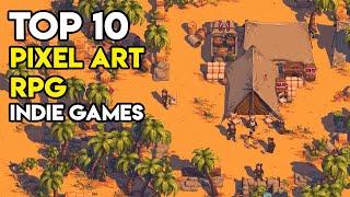 Top 10 Pixel Art RPG Indie Games (Part 1)