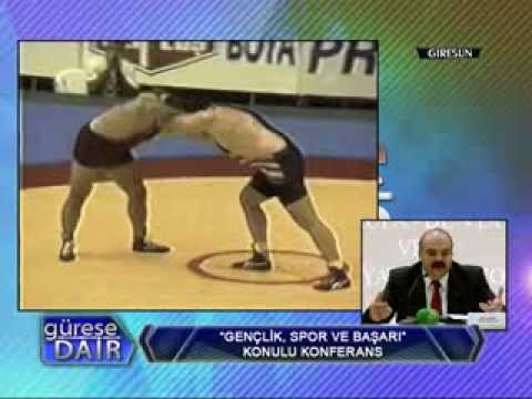 Mahmut Demir - Bruce Baumgartner, 1994 Yılı Dünya Şampiyonluğunu Anlatıyor