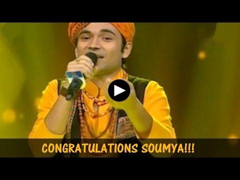 Winner of Sa Re Ga Ma Pa 2015 Grand Finale is Soumya Chakraborty l Durnibar Saha runners up l