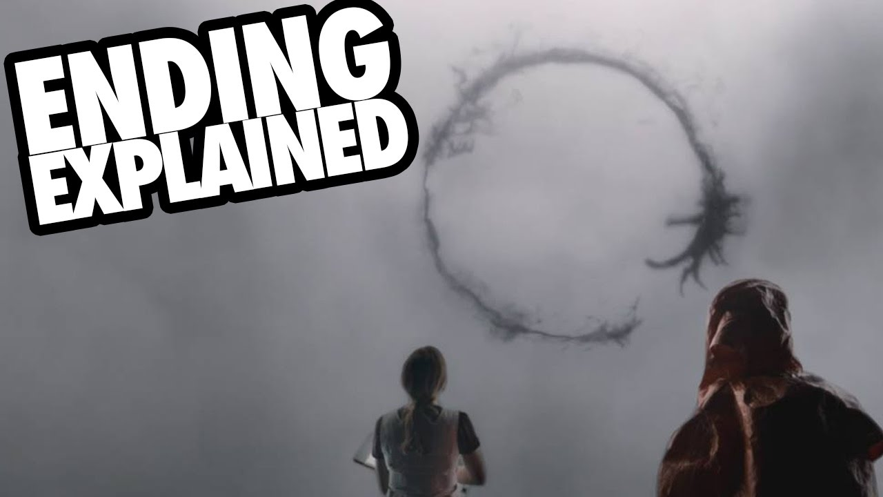 ARRIVAL (2016) Ending Explained - YouTube
