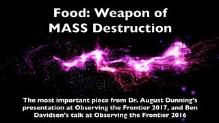 Food: Weapon of MASS Destruction