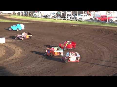 BCS Micro Mod feature Benton County Speedway 5/6/18