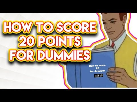 HOW TO SCORE 20 POINTS EASY!